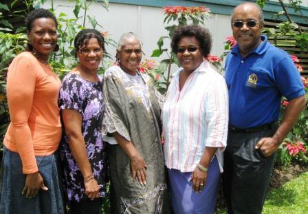 African Americans at Ukarumpa