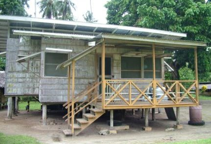 Village house in Lossu