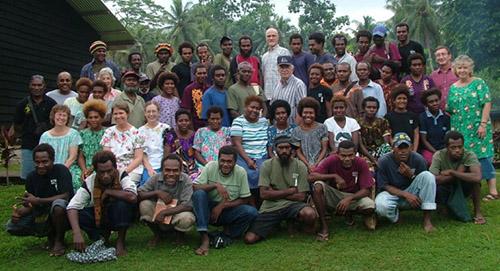 Participants at NITI 8
