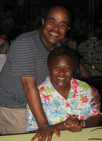 Kevin & Gertrude on Valentine's Day