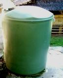 Water Tank in village